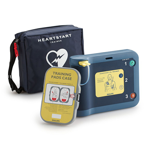 HeartStart FRx AED trainer