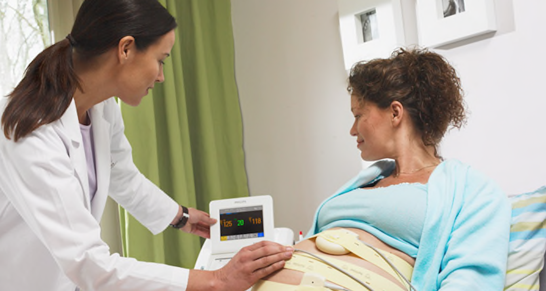 Foetale monitoring